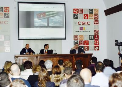 Presentación en Sevilla