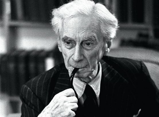 Bertrand Russell y los mentecatos
