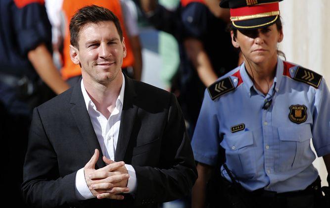 Pues no, yo no soy Messi