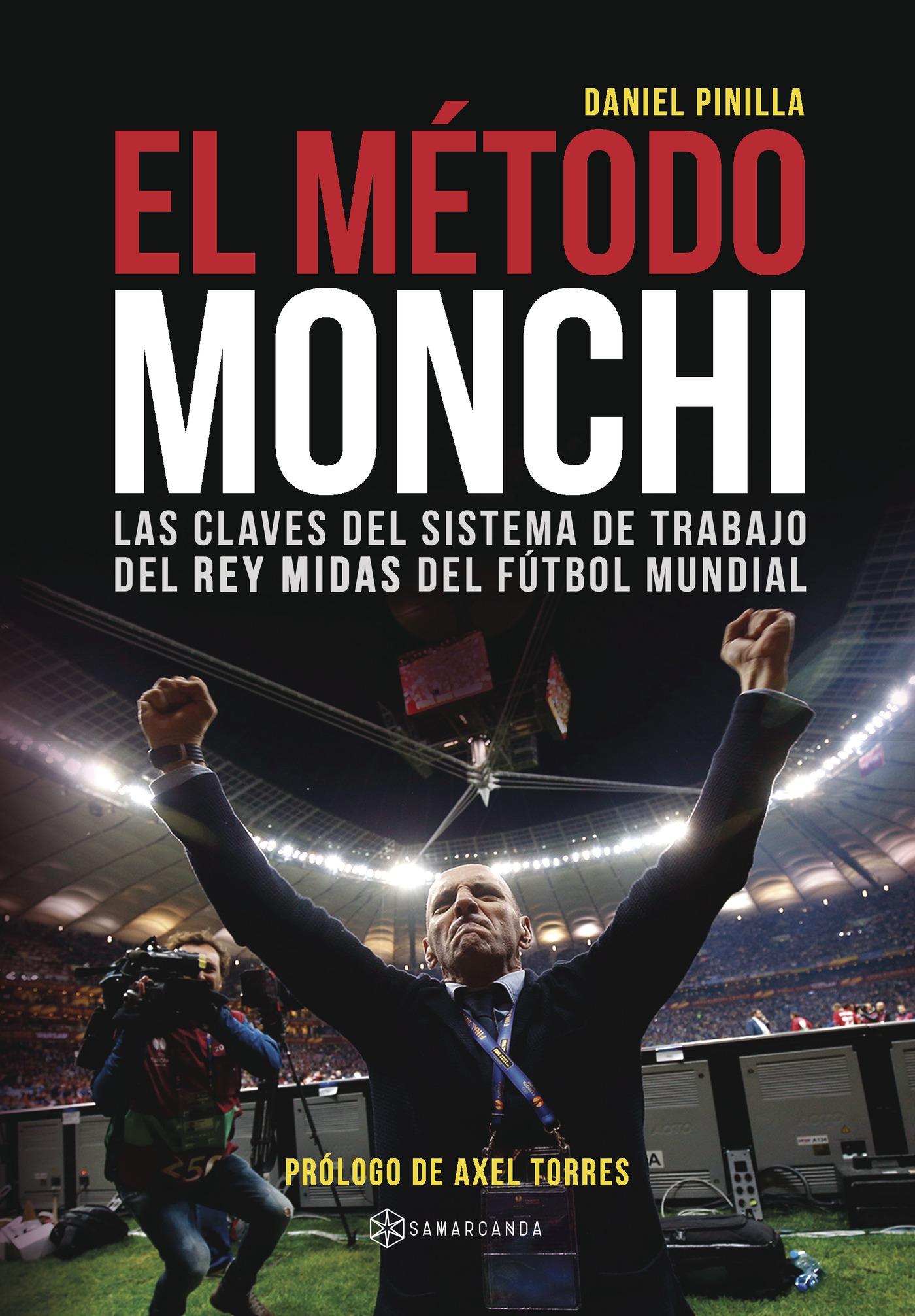 Portada El Método Monchi