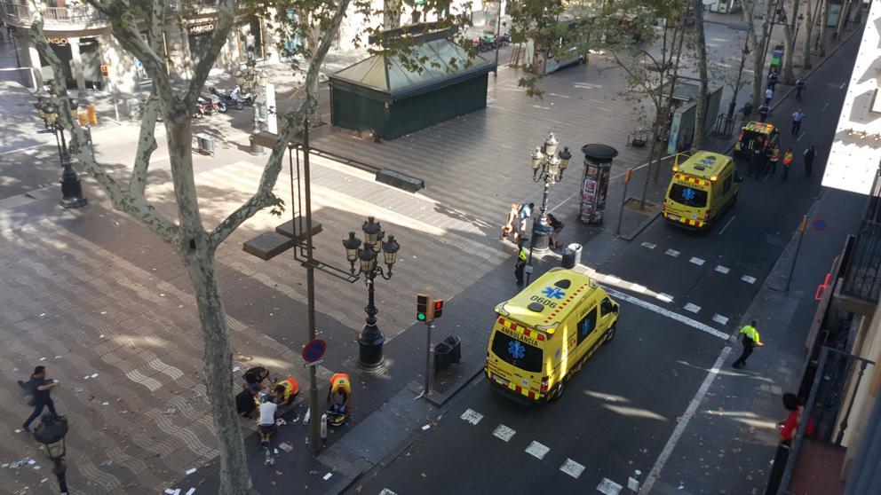 Atentado en Barcelona: reflexión en caliente