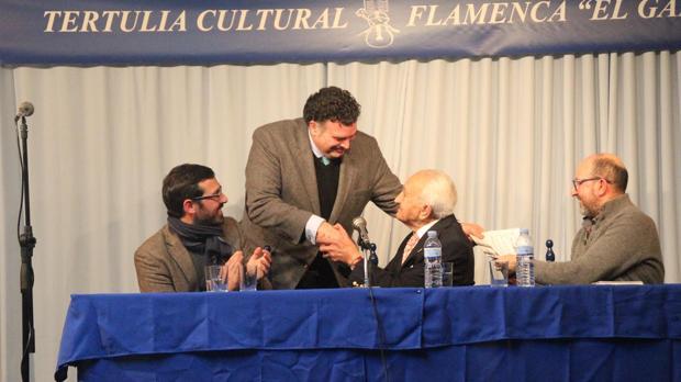 Honrar a Manuel Garrido (y no plagiar tesis)