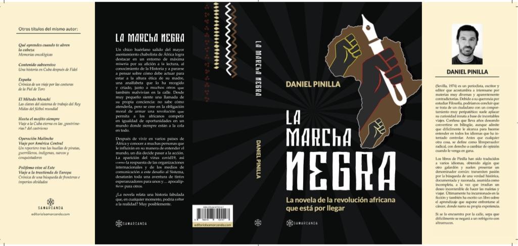 ¡Se publica La Marcha Negra!
